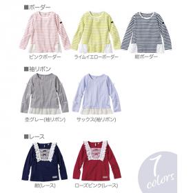 「かわいいキッズデザイントップス(株式会社ニッセン)」の商品画像の2枚目