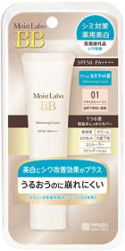 明色化粧品(桃谷順天館グループ)の取り扱い商品「モイストラボ薬用美白BBクリーム」の画像