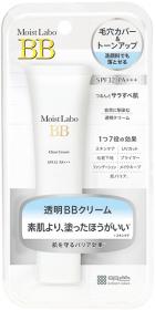 「モイストラボ透明BBクリーム(明色化粧品(桃谷順天館グループ))」の商品画像