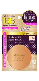 明色化粧品(桃谷順天館グループ)の取り扱い商品「モイストラボBBミネラルプレストパウダー」の画像