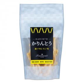 「かりんとう 瀬戸内レモン味(株式会社アサムラサキ)」の商品画像