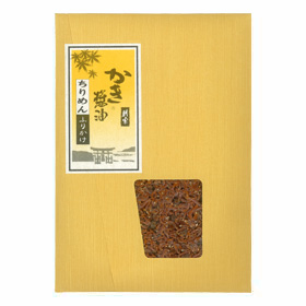 「かき醤油ちりめん 50g(株式会社アサムラサキ)」の商品画像