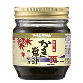 「かき醤油のり佃煮(株式会社アサムラサキ)」の商品画像の1枚目