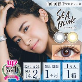 「SEA BLINK(シーブリンク) マンスリー(株式会社エグザイルス)」の商品画像