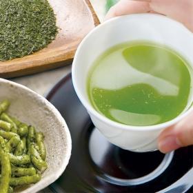 「【百年源宗園】静岡・牧之原産 深蒸し茶 茜富士(ハラダ製茶)」の商品画像