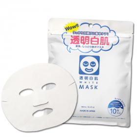 透明白肌 ホワイトマスクNの商品画像