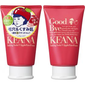 株式会社石澤研究所の取り扱い商品「毛穴撫子 採れたてりんごの重曹泡洗顔」の画像
