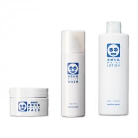 透明白肌シリーズ3品の商品画像