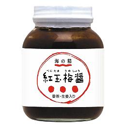 「紅玉梅醤 130g(海の精ショップ)」の商品画像