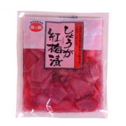 「海の精 しょうが紅梅漬(海の精ショップ)」の商品画像