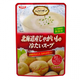 SSKセールス株式会社 の取り扱い商品「SSK 北海道産じゃがいもの冷たいスープ」の画像