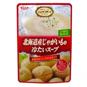 清水食品株式会社の取り扱い商品「SSK 北海道産じゃがいもの冷たいスープ」の画像