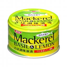 マッカレル バジル&レモンの商品画像