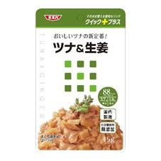 「クイック+プラス ツナ&生姜(清水食品株式会社)」の商品画像
