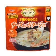 SSKセールス株式会社 の取り扱い商品「SSK シェフズリザーブ レンジでおいしい!チーズのポタージュ」の画像