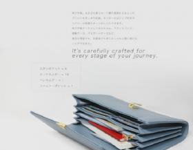 「Litta Glitta 母子手帳クラッチ(ブリンキー合同会社)」の商品画像の3枚目