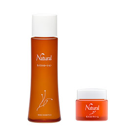 ハイム化粧品株式会社の取り扱い商品「ナチュラルシリーズ」の画像