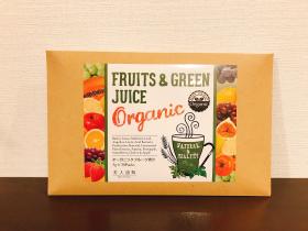 オーガニックフルーツ青汁の商品画像