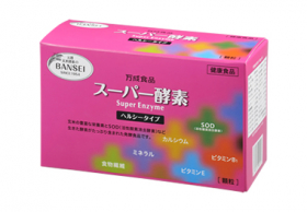 「スーパー酵素ヘルシー顆粒状(2.5g×90包入り)(株式会社万成酵素)」の商品画像