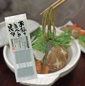 「お鍋で食べる昆布(株式会社松前屋)」の商品画像