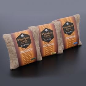 「ホワイトハニーキャンディ 3袋セット(株式会社NALU GARDEN FARM)」の商品画像