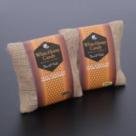 「ホワイトハニーキャンディ 2袋セット(株式会社NALU GARDEN FARM)」の商品画像