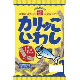 「カリッこいわし(一正蒲鉾株式会社)」の商品画像
