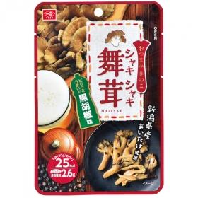「シャキシャキ舞茸(黒胡椒味)(一正蒲鉾株式会社)」の商品画像