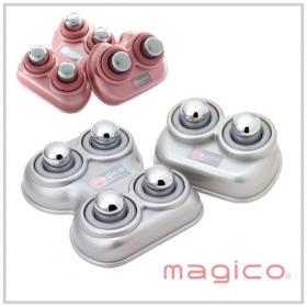 中山式産業株式会社の取り扱い商品「マジコ 快癒器(かいゆき) 2球・4球式セット」の画像