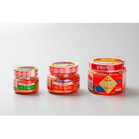 韓国農協キムチの商品画像
