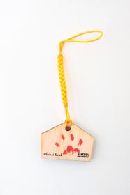 「あさくさ福猫太郎開運絵馬ストラップ(株式会社HOKUSHIN)」の商品画像の3枚目