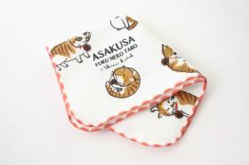 「あさくさ福猫太郎開運タオル(株式会社HOKUSHIN)」の商品画像の4枚目