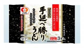 「「手延べ勝り」うどん(シマダヤ株式会社)」の商品画像