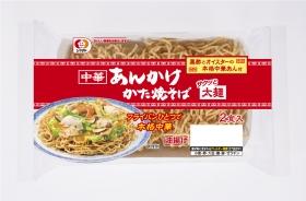 「中華あんかけかた焼きそば太麺(シマダヤ株式会社)」の商品画像