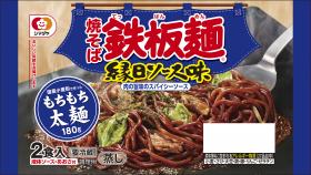 「「鉄板麺」縁日ソース味(シマダヤ株式会社)」の商品画像