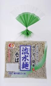 「「流水麺」そば(シマダヤ株式会社)」の商品画像