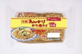 「中華あんかけかた焼きそば細麺(シマダヤ株式会社)」の商品画像