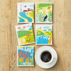 「【LOHACO限定】ダラゴア農園ブレンド ドリップコーヒー 1パック(15袋入)(アスクル株式会社)」の商品画像