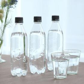 「【LOHACO限定】LOHACO Water スパークリング 500ml 1箱(アスクル株式会社)」の商品画像