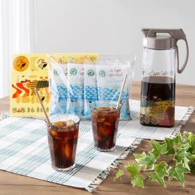 【LOHACO限定】ダラゴア農園 水出しコーヒー+オリジナルデザインステッカーの口コミ(クチコミ)情報の商品写真