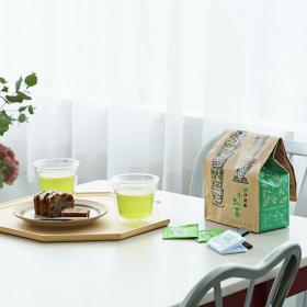 「【LOHACO限定】伊藤園おーいお茶緑茶ティーバッグ120袋入+おまけクリップ付(アスクル株式会社)」の商品画像
