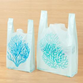 【アスクル・LOHACO限定】海をまもるレジ袋 バイオマス25%入 2袋セットの商品画像
