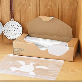 「【LOHACO限定】スライダーバッグ(冷蔵・冷凍対応)3点セット(アスクル株式会社)」の商品画像の3枚目