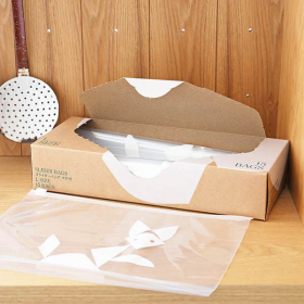 「【LOHACO限定】スライダーバッグ(冷蔵・冷凍対応)3点セット(アスクル株式会社)」の商品画像の4枚目