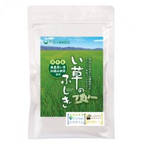 「い草のふしぎ【N-ZYME+肝サポート】(わくわく倶楽部株式会社)」の商品画像