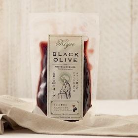 キヨエの<完熟>黒オリーブの商品画像