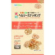 「れんこんチップス〈瀬戸内レモン味〉(株式会社合食)」の商品画像