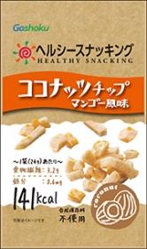 「ココナッツチップ マンゴー風味(株式会社合食)」の商品画像