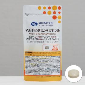 マルチビタミン&ミネラルの商品画像