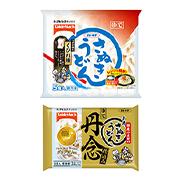冷凍うどん2種の商品画像
